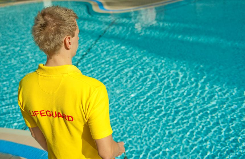 National Pool Lifeguard Course